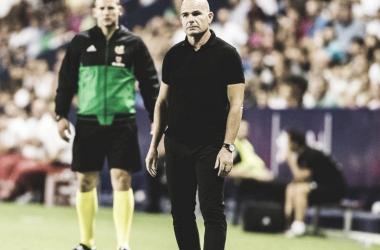 """Paco López: """"El equipo tuvo fe, garra y valentía pese al 0-2"""""""