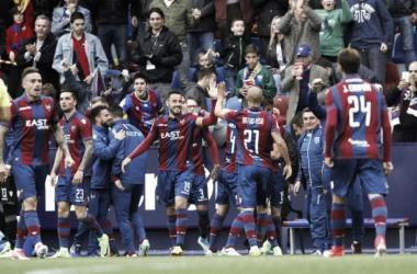 Levante UD-UD Las Palmas; Las finales se ganan