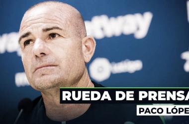 """Paco López: """"El talento tiene límites, pero el esfuerzo y la fe no"""""""
