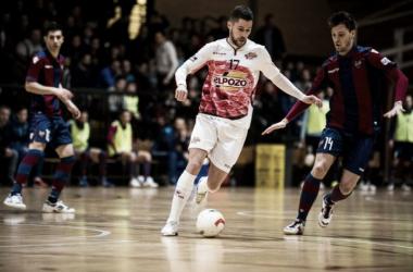 El Levante UD FS consigue un empate que le acerca al milagro