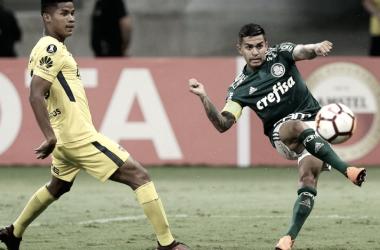Com gols no final, Palmeiras e Boca terminam empatados pela Libertadores