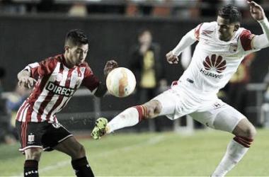 Independiente Santa Fe - Estudiantes de La Plata: dos leones chocan por pase a cuartos