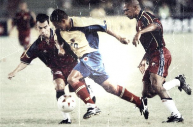 Historial: Colombia, superior a Venezuela en la Copa América
