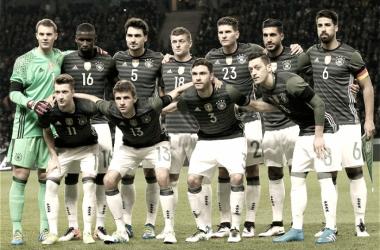 Previa Inglaterra - Alemania: Amistoso de élite en Wembley