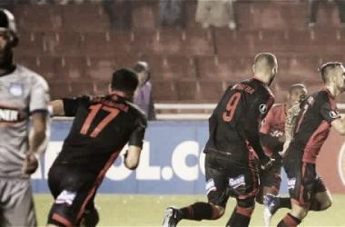 Melgar venció 1-0 a Emelec en su estreno copero (Foto: El Comercio).