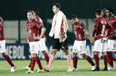 Medellín en la Copa Sudamericana 2017 | Foto: EFE