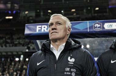 Didier Deschamps // Foto: FFF