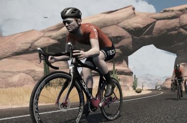 El Team Ineos se une al ciclismo virtual