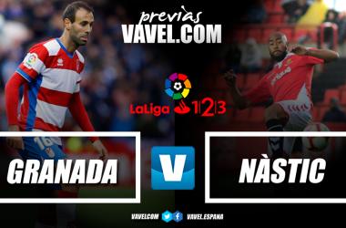 Previa Granada CF - Nástic de Tarragona | Imagen: VAVEL.com