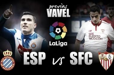 Previa Espanyol - Sevilla: mantener la línea