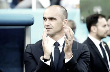 Roberto Martínez | Foto: EFE