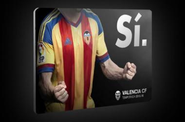 El Valencia arranca la campaña de abonos 2015/16