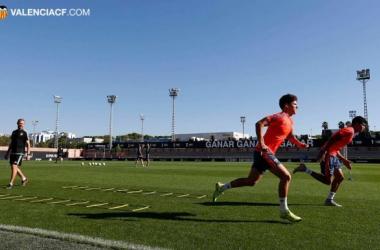 Nuno deja fuera a Mustafi y De Paul para el partido ante el Espanyol