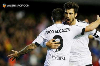 Representación valencianista entre los 100 jugadores más valorados