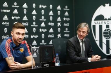 "Guilherme Siqueira: ""Venir al Valencia fue una decisión fácil"" | Foto: www.valenciacf.com"