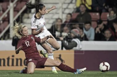 España viene de una victoria y una derrota de su última tanda de amistosos | Fotografía: EFE