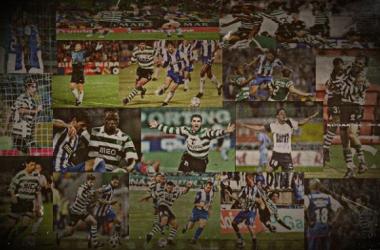 Sporting - FC Porto 20 anos de clássicos