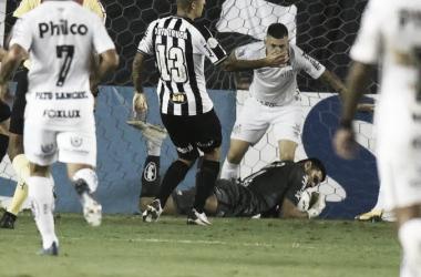Na Vila, Santos quer embalar boa sequência diante do Atlético-MG