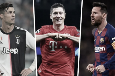 Cristiano Ronaldo, Lewandowski ou Messi? Fifa divulga finalistas do The Best 2020