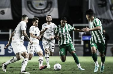 Gols e melhores momentos Juventude x Santos pelo Campeonato Brasileiro (3-0)