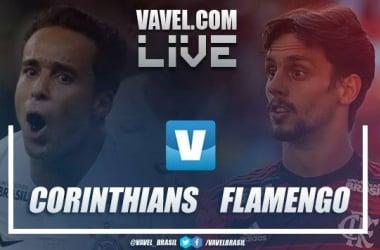 Gols e melhores momentos Corinthians 1x1 Flamengo pelo Campeonato Brasileiro