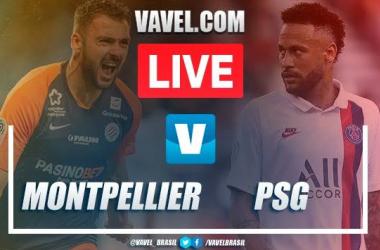 Gols e melhores momentos de Montpellier x Paris Saint-Germain (2-2, 5-6 nos pênaltis)
