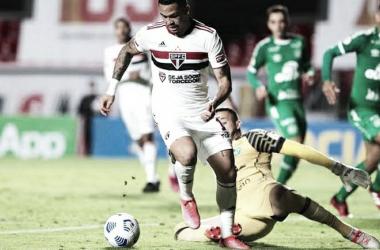 Gols e melhores momentos Chapecoense x São Paulo pelo Campeonato Brasileiro(1-1)