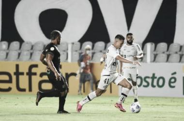 Melhores momentos Ceará x Santos pelo Campeonato Brasileiro (0-0)