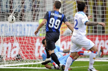 INTER SEE OFF CATANIA THREAT!