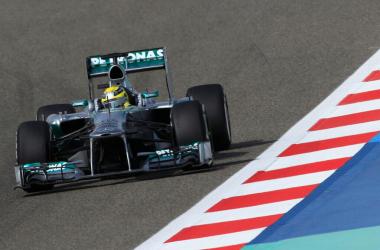 Nico Rosberg a été infaillible pendant ces essais qualificatifs - www.mercedes-amg-f1.com