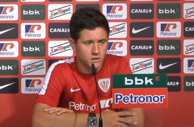 """Ander Herrera: """"Podemos hacer grandes cosas"""""""
