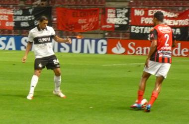Olimpia se hizo de la punta al golear al Deportivo Lara