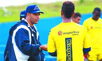 O time do técnico Dedimar chegou aos 7 pontos na competição
