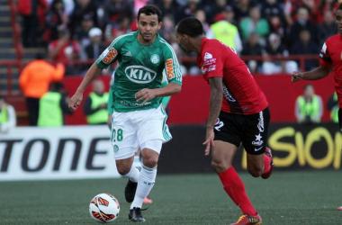 Palmeiras segura o 0 a 0 com o Tijuana