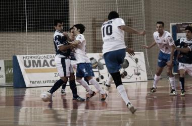 Este lunes arranca la Copa del Gobierno de Aragón de Fútbol Sala en Quinto