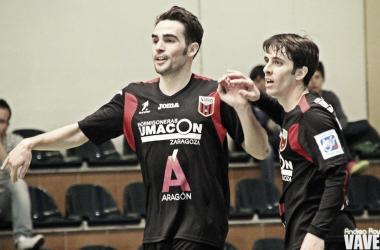 Umacón Zaragoza, campeón de la Copa del Gobierno de Aragón