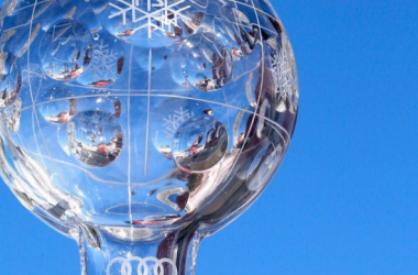 Crystal Globe of World Cup champions | Photo: Sky Sport Austria