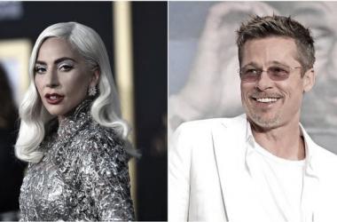 Lady Gaga vuelve al cine al lado de Brad Pitt