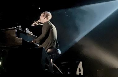 Tom Odell al piano en el ZeltFestival Rurh | Foto: Ana Alonso