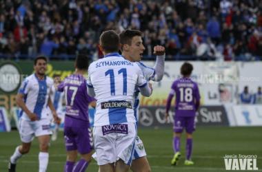 Fotos e imágenes del Leganés 4-0 Valladolid. Jornada 33, Liga Adelante