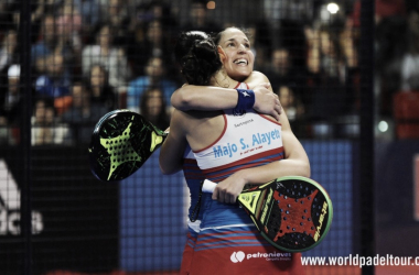 Las Gemelas, a la final | Foto: World Padel Tour