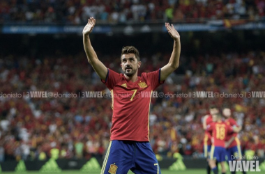 Anuario VAVEL Selección Española 2017: David Villa, el guaje