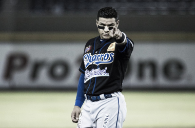 Manny MVP de la temporada 2018   Foto: Cortesía Charros de Jalisco