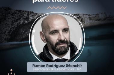 Presentación de Monchi por parte del Evento / @impulsame (Sevilla FC)