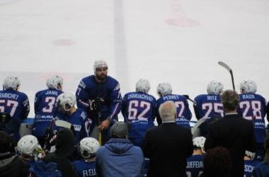 Hockey : Des Bleus à deux visages se défont de la Biélorussie à Mériadeck