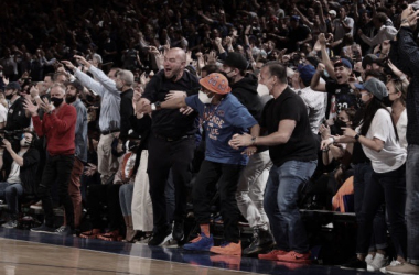 NBA Fans Banned Over Unacceptable Behaviour