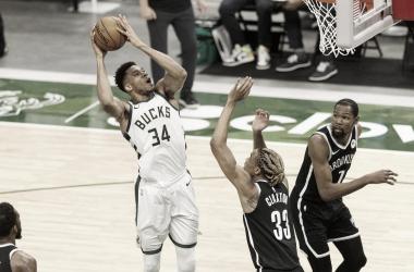 Brooklyn Nets and Milwaukee Bucks Meet in the Semi-Finals