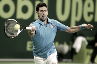 ATP Doha: Novak Djokovic saves five match points to defeat Fernando Verdasco and reach the final