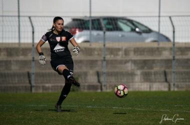 Noémie Cuberes va entamer sa cinquième saison au Nîmes Metropole.