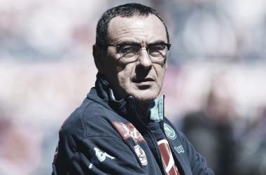 El DT Italiano es la principal carta para el banquillo Blue   Foto: Prensa Serie A